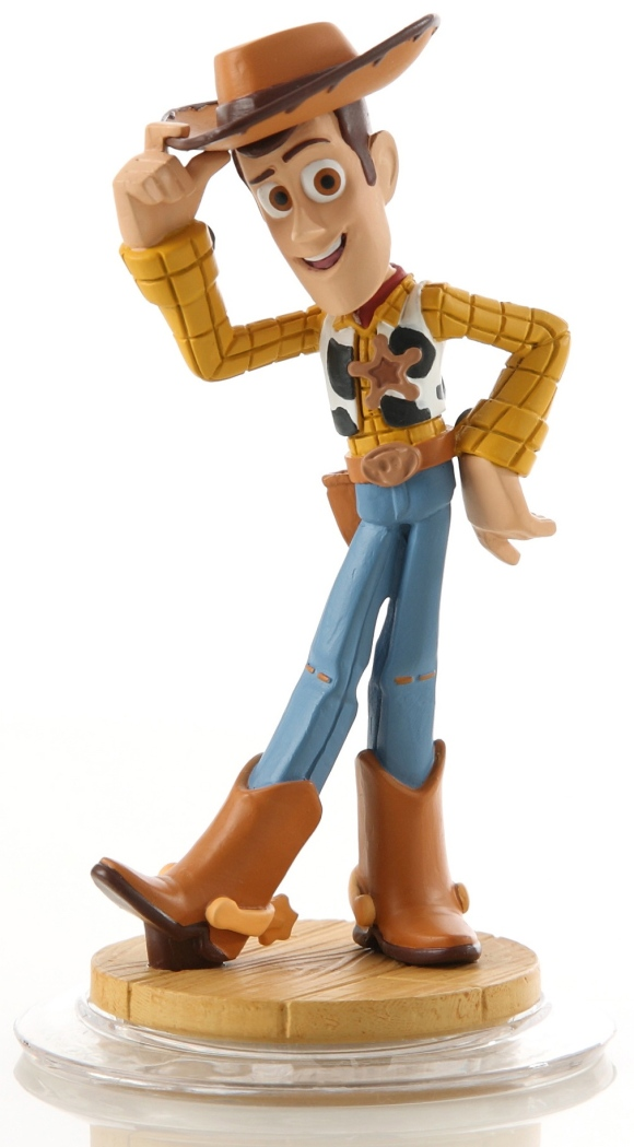Disney-Infinity-Woody-Figure