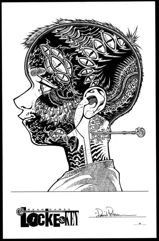 HeadGames Bodiehead 1