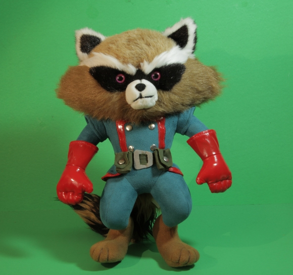 Rocket Raccoon Plush