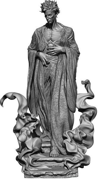 sandman_overture_statue