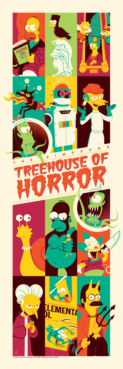 Dave-Perillo-Simpsons-Treehouse-of-Horror