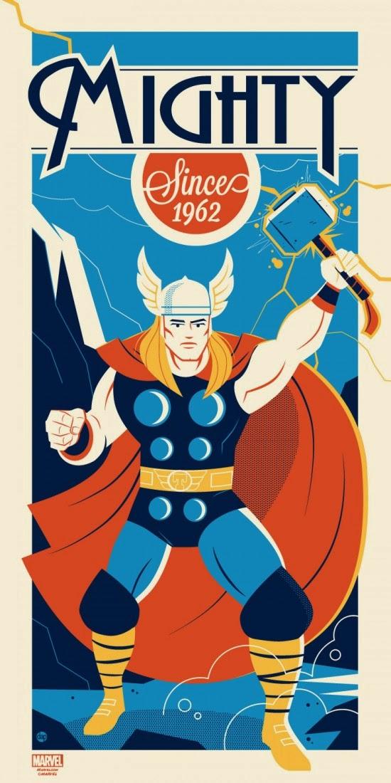 Dave-Perillo-Thor-Poster