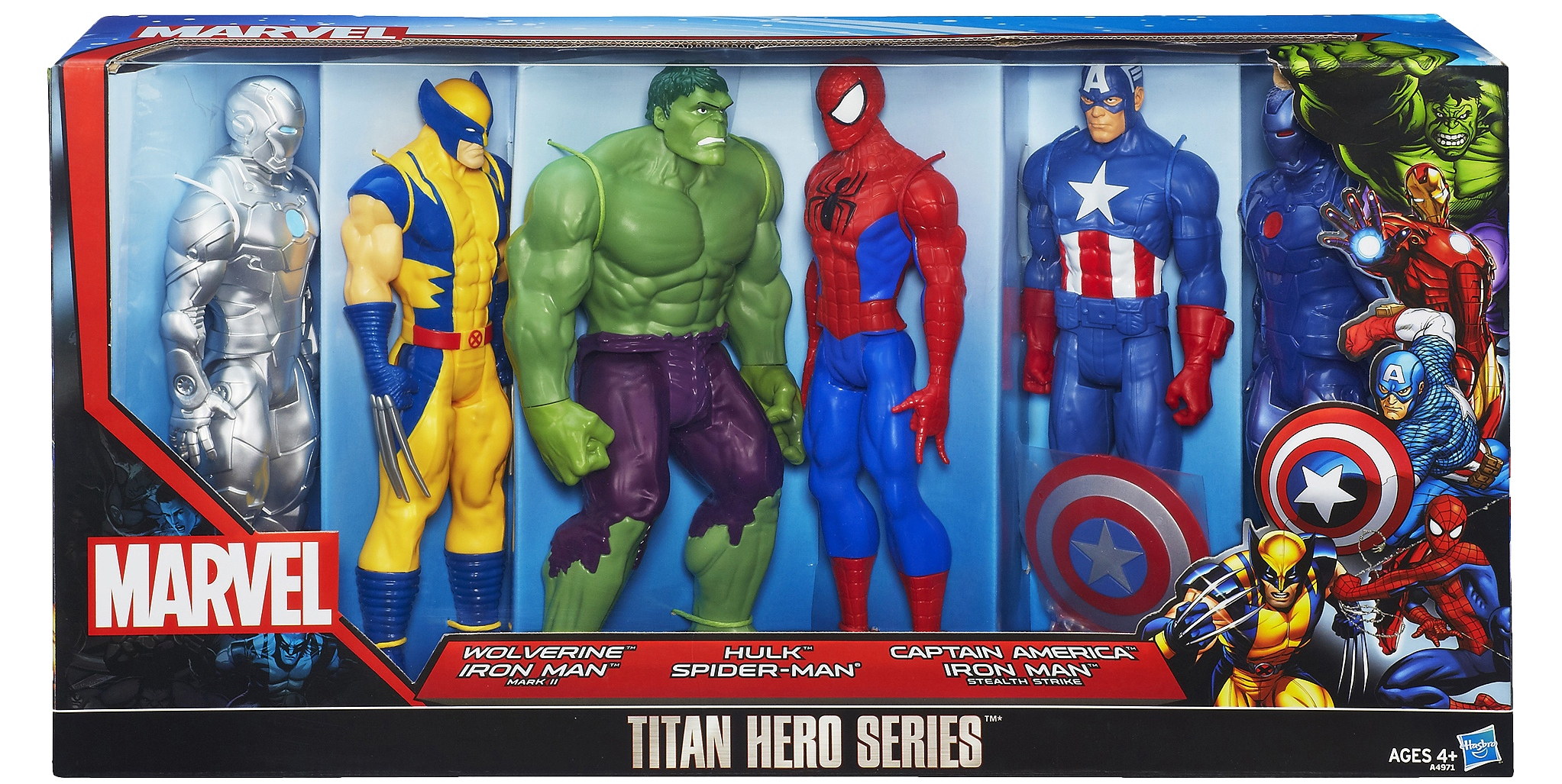 "MARVEL Titan Hero 12/"" SPIDERMAN Action Figure 2013"