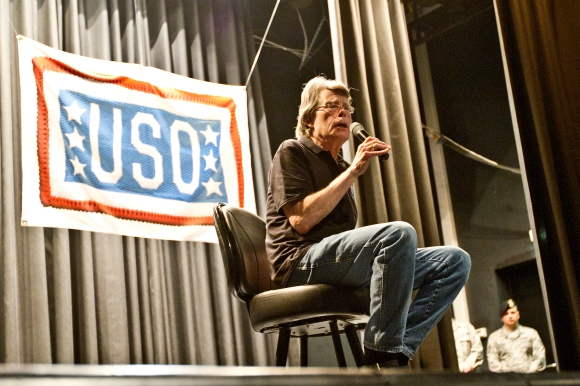 Stephen King-Ramstein Air Base, Germany