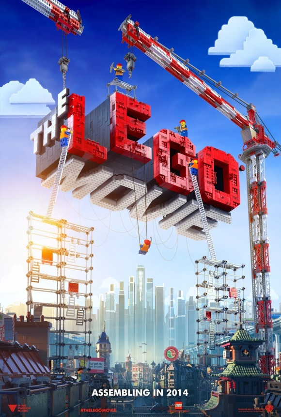 the lego movie poster high res