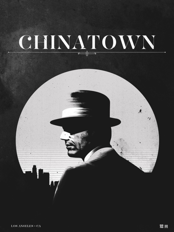Chinatown by Justin Van Genderen
