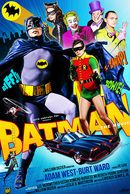 DC-Comics-Batman-Адам-Вест-710488