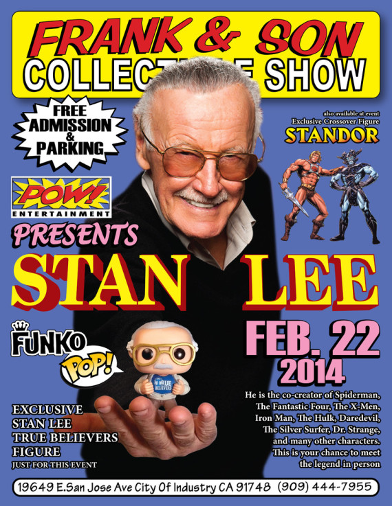 meet stan lee 2014 uk