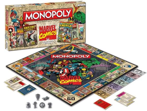 Monopoly_Marvel_Comics_Edition
