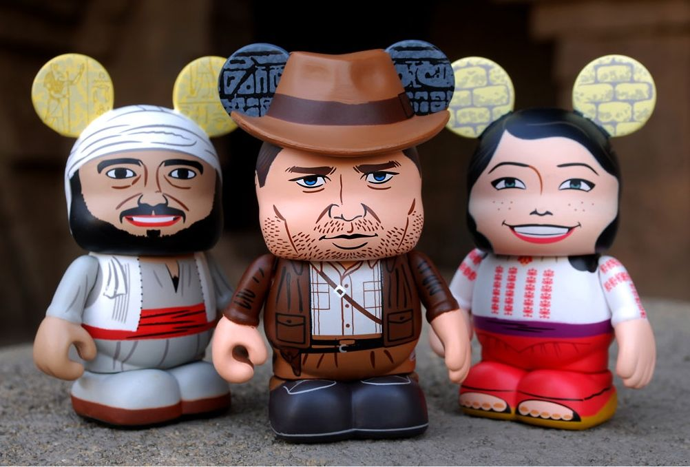 Indiana Jones Vinylmation Series Launches On January 10