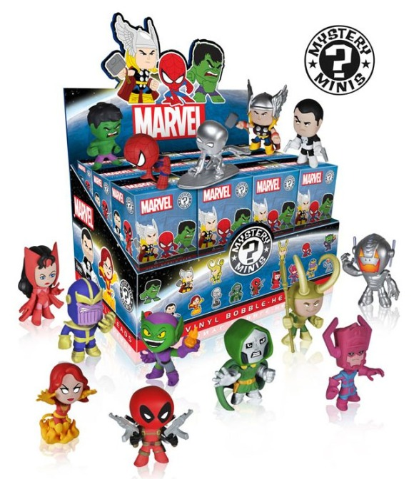 Funko-Marvel-Mystery-Minis-Case-of-Bobble-Head-Figures-Series-1