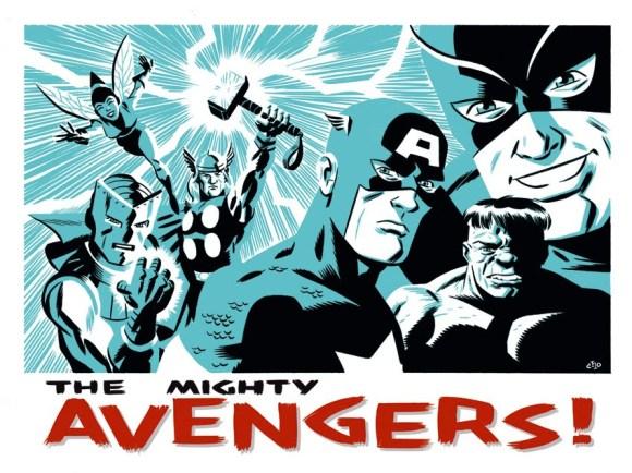 Michael-Cho-Avengers
