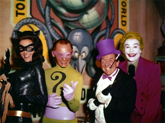 Old School Villains