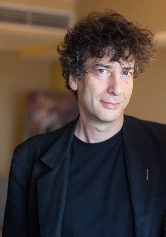 SDCC_2013_Neil_Gaiman