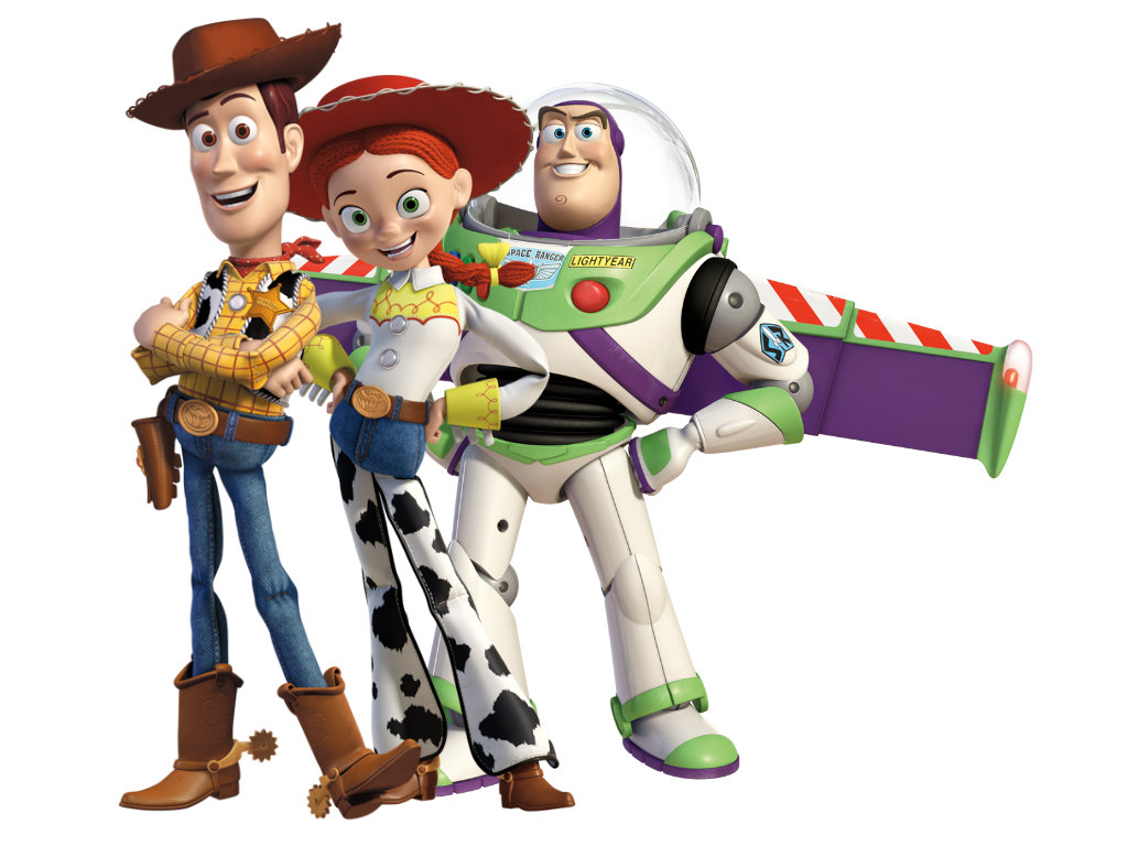 Toy Story 2 : Pixar page