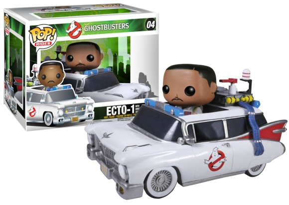 Ghostbusters POP CAR GLAM
