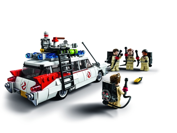 LEGO Ghostbusters Ecto-1_back