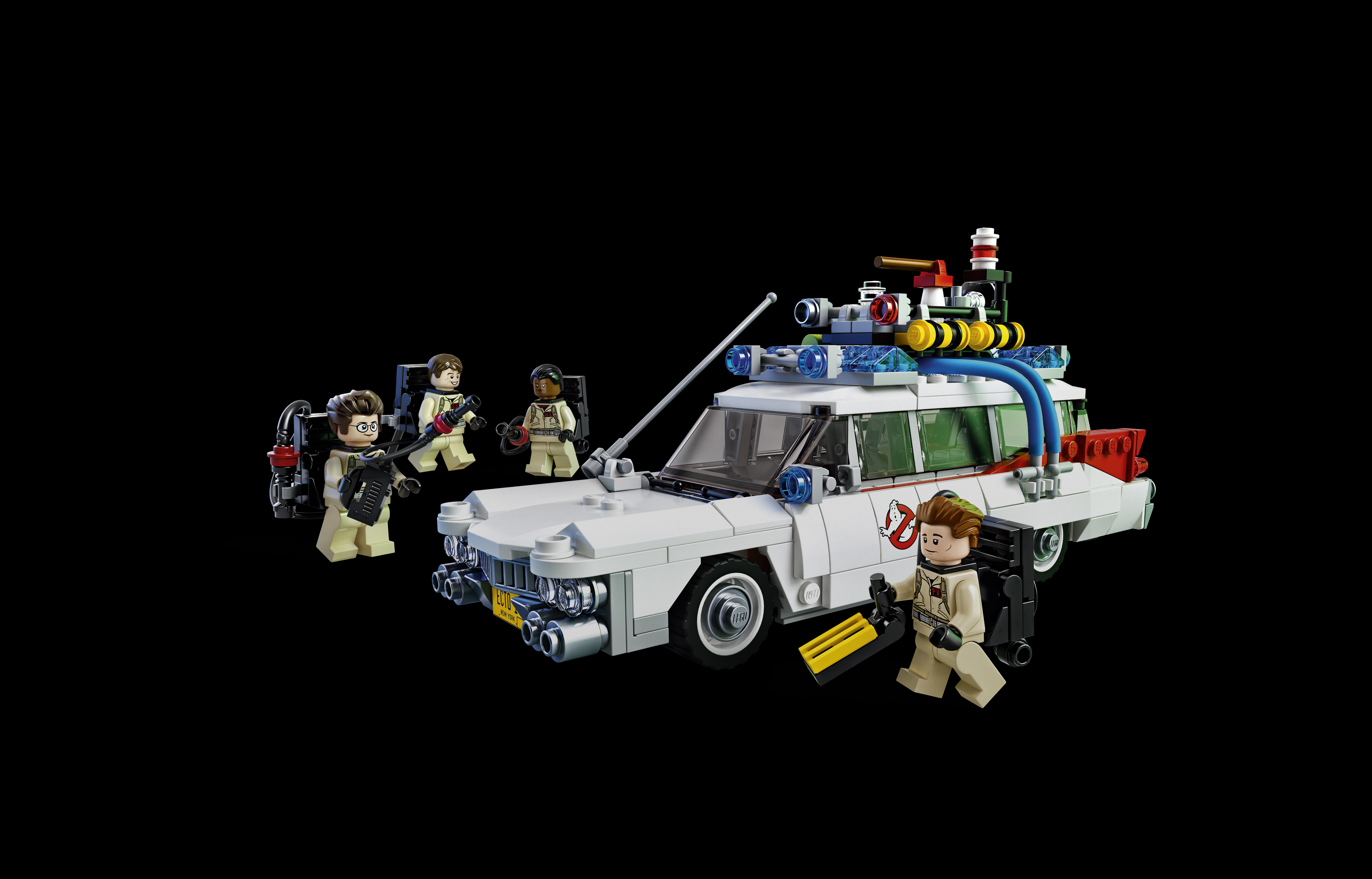 Lego Cuusso Ghostbusters Coming In June 2014