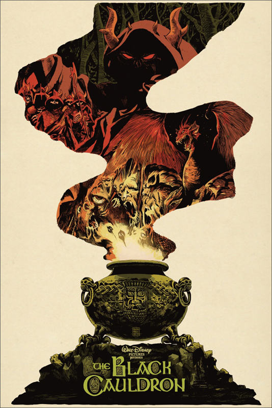 francesco-francavilla-Black-Cauldron