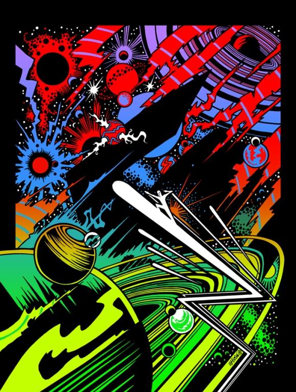 Galactic_Kirby_Wheeler_MINTcondition_Ltd_Art_Gallery