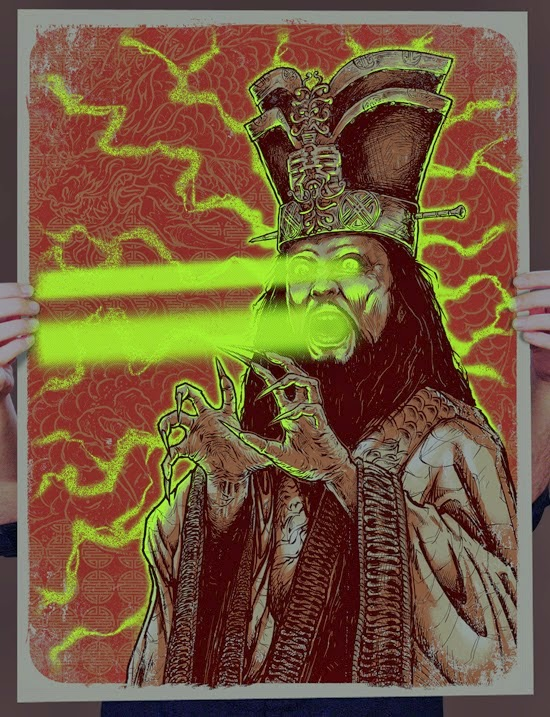 Godmachine-Big-Trouble-in-Little-China-Print-When-the-lights-go-out-show-Glow-in-the-Dark