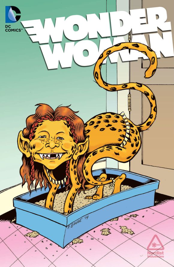 MAD-WonderWoman-Cheetah-BAGGE