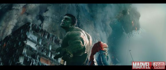 Marvel's Avengers- Age of Ultron concept art