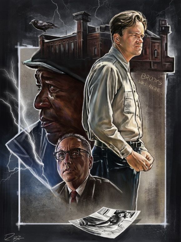 Shawshank Redemption by Robert Bruno
