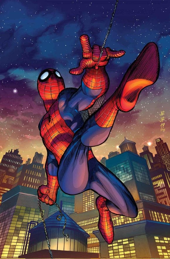 Amazing_Spider-Man_1.1_Romita_Jr_Variant
