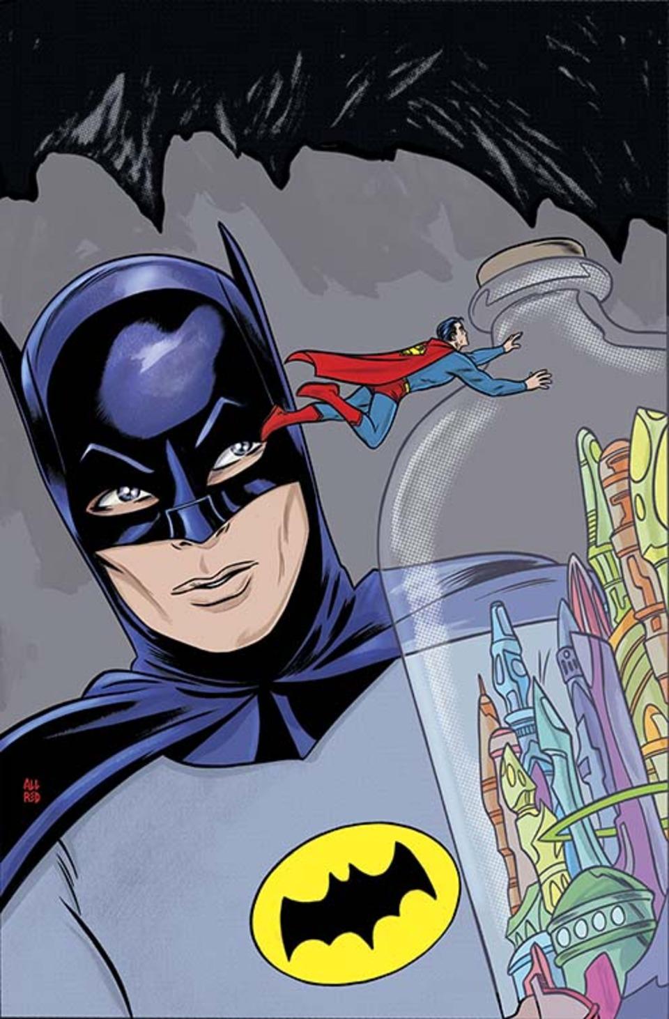 DC COMICS Minimates Gotham avant la légende Pack de 4-Personnages de Batman NEUF
