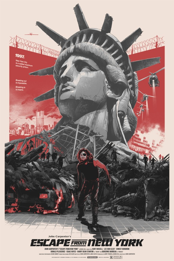 Escape from New York Variant Edition