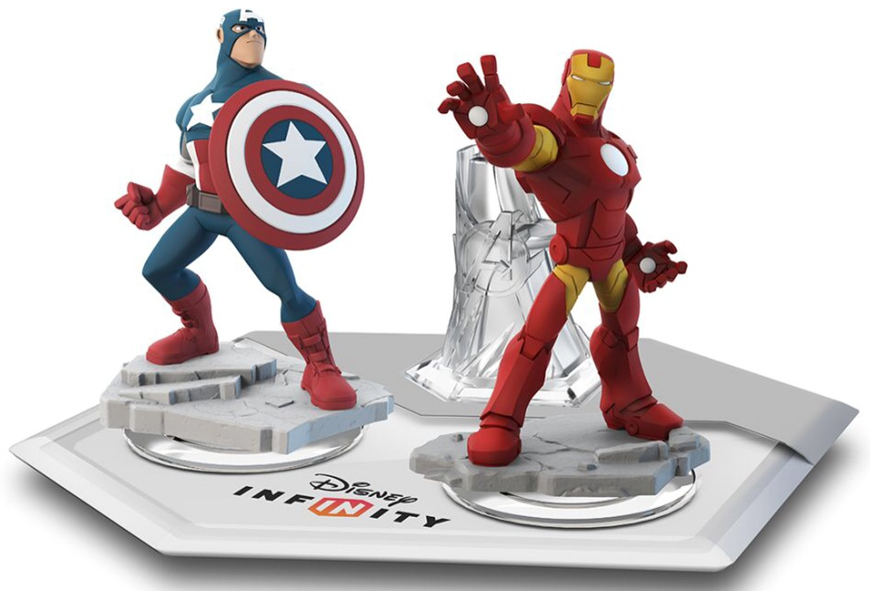 Disney Infinity 2 0 Marvel Super Heroes Announced