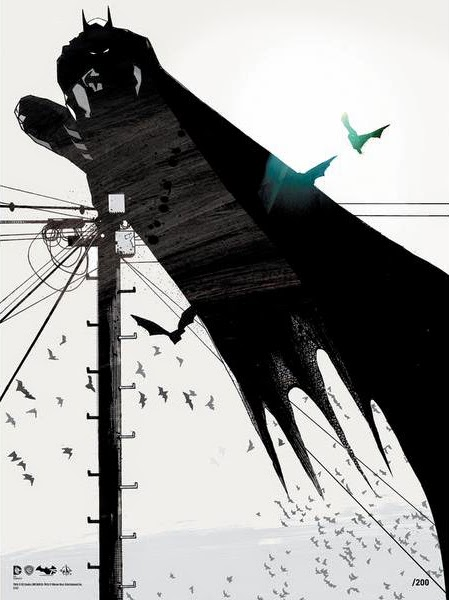 Batman by Jock