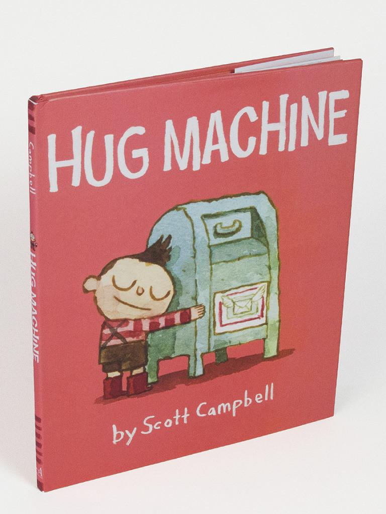 the hug machine