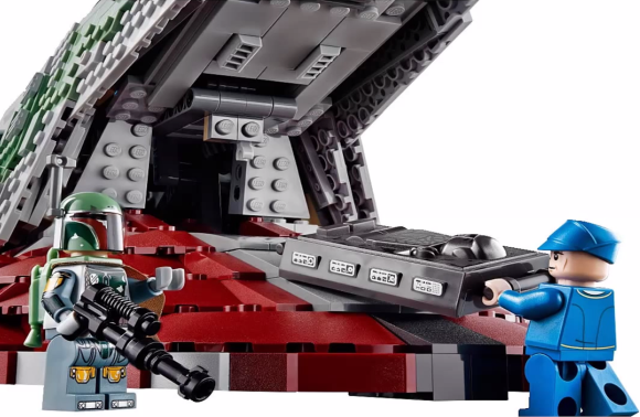 75060-LEGO-Slave-I-UCS-Set-Han-in-Carbonite-Being-Loaded-in-Bay