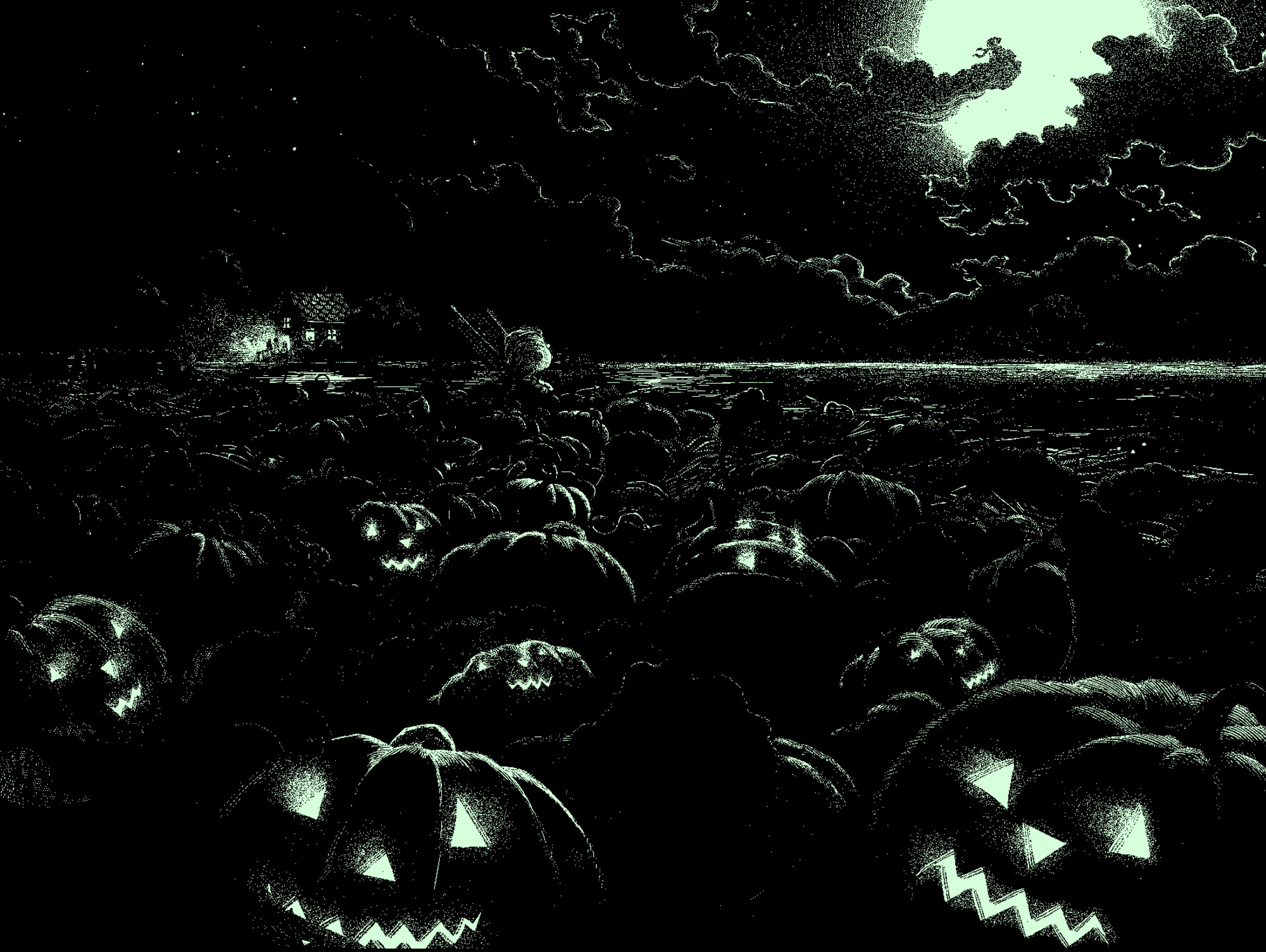 Dark Hall Mansion To Release It S The Great Pumpkin Charlie Brown