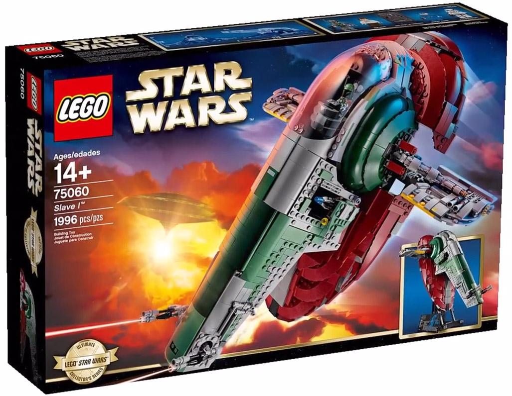 Lego announces ultimate collectors set star wars slave i - Image star wars lego ...