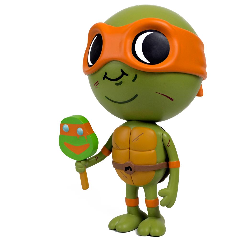 Mondo Announces Teenage Mutant Ninja Turtle Lil Mikey Figure