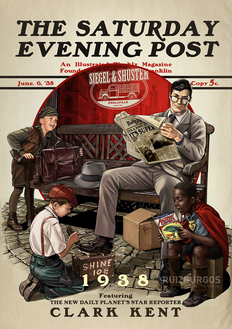 Saturday Evening Post July 23 1932