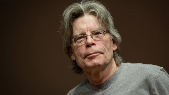 Stephen King book presentation