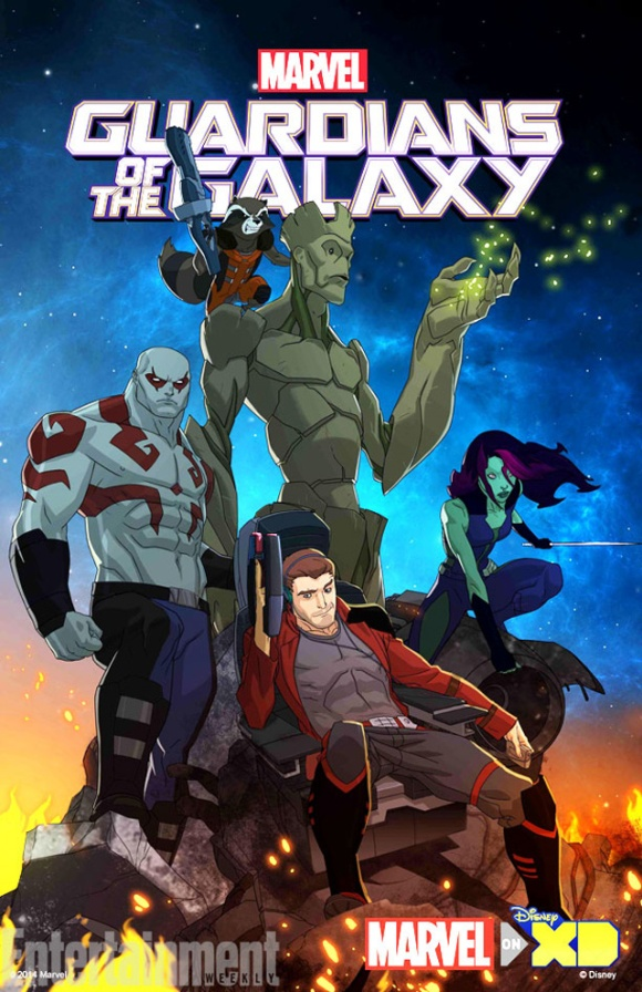 guardiansgalaxyanimated