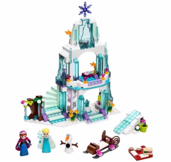 LEGO-Disney-Princess-Elsas-Sparkling-Ice-Palace-Frozen-Anna-Olaf-LEGO-2015-Set-e1412181961126