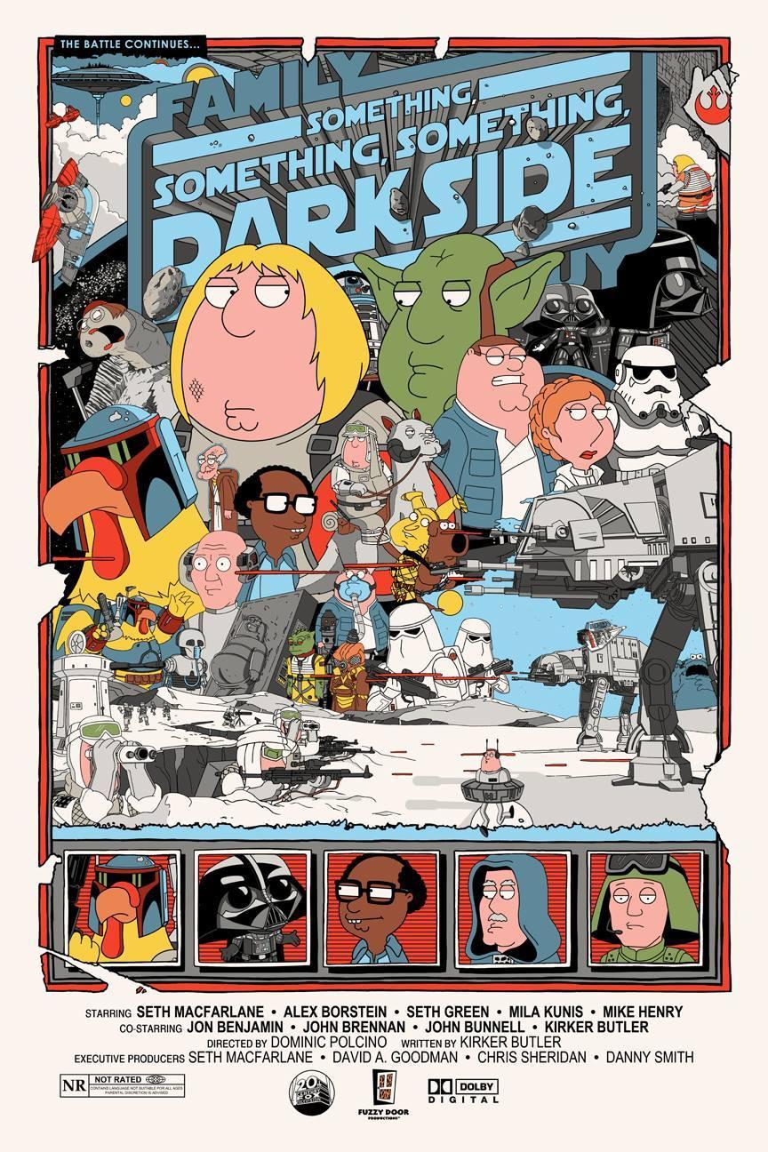 Family Guy Star Wars Kinox