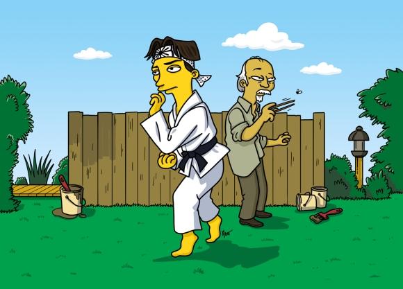 ADN(artist)-KarateKid_simpsonized-by-ADN copy