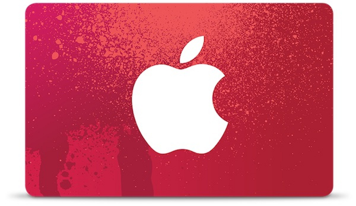 Apple Announces Productred Gift Cards For Black Friday