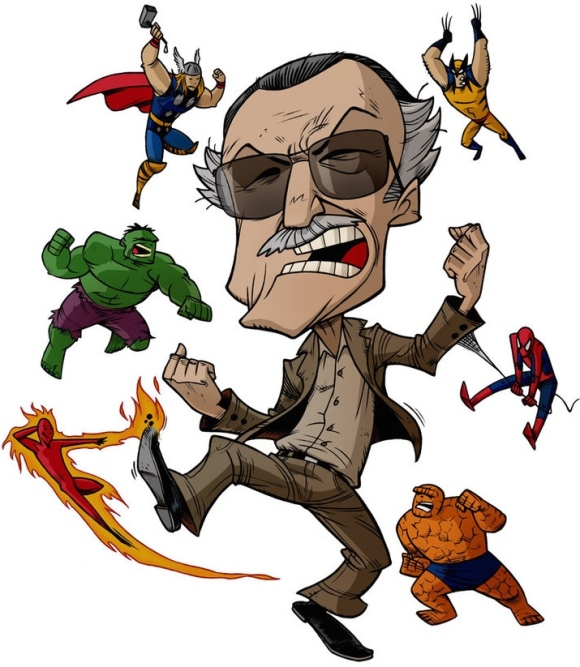 caricatures__stan_lee_by_zuccarello-d4qoie5