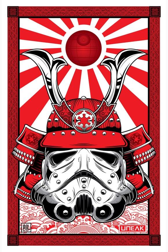 RandyAdlawanSamurai-Stormrooper-24-x36-signed copy