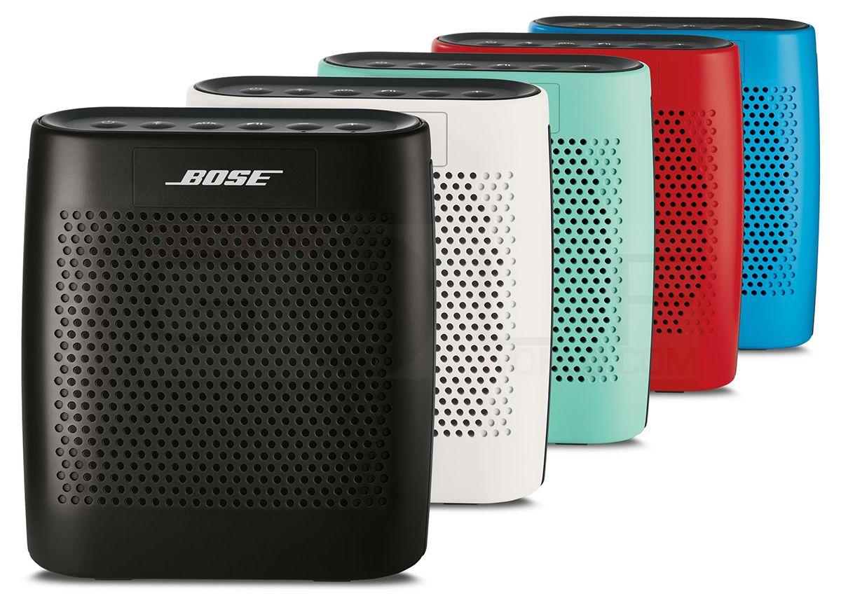 bose soundlink color bluetooth speaker. Black Bedroom Furniture Sets. Home Design Ideas