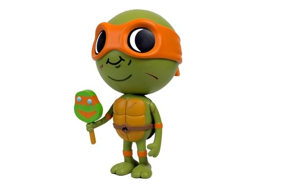 Teenage Mutant Ninja Turtles - Lil Mikey Figure