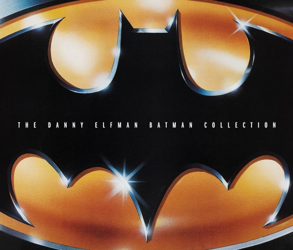Danny Elfman Batman Collection HQ cover